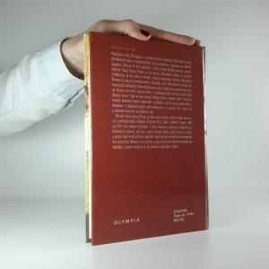 antikvární kniha Dlouhý lovec, 1985