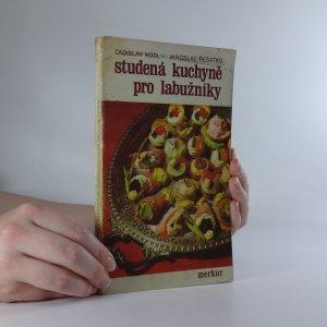 náhled knihy - Studená kuchyně pro labužníky