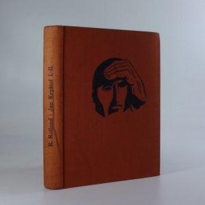 náhled knihy - Jan Kryštof. I.-II. díl