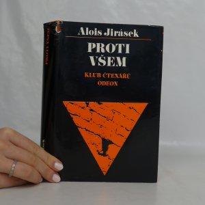 náhled knihy - Proti všem - List z české epopeje
