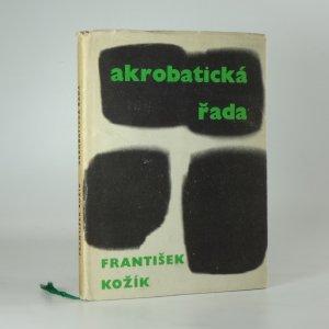 náhled knihy - Akrobatická řada