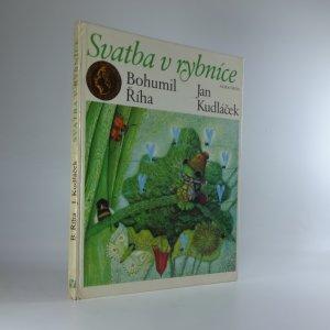 náhled knihy - Svatba v rybníce ;