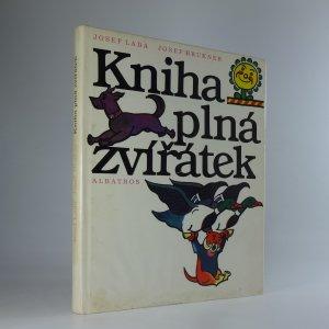 náhled knihy - Kniha plná zvířátek . Pro děti od 4 let