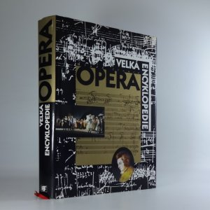náhled knihy - Opera. Velká encyklopedie