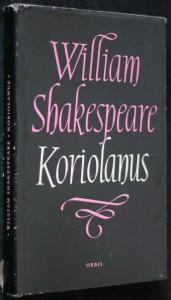 náhled knihy - Koriolanus : tragédie