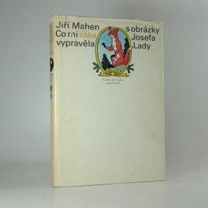 náhled knihy - Co mi liška vyprávěla