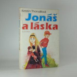 náhled knihy - Jonáš a láska