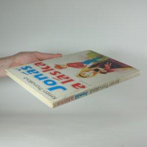 antikvární kniha Jonáš a láska, 1986