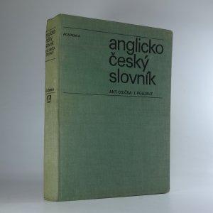 náhled knihy - Anglicko-český slovník. S dodatky