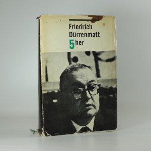 náhled knihy - Friedrich Dürrenmatt. 5 her