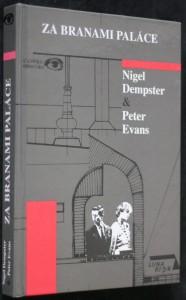 náhled knihy - Za branami paláce