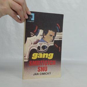 náhled knihy - Gang smrtících snů
