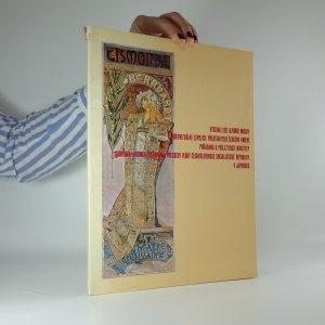 náhled knihy - Výstava z děl Alfonse Muchy v Japonsku