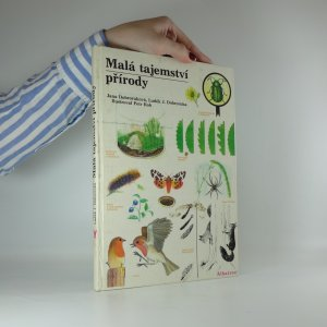 náhled knihy - Malá tajemství přírody