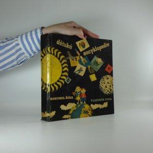 náhled knihy - Dětská encyklopedie