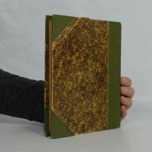 antikvární kniha Vyučování prvouce na školách venkovských, 1903
