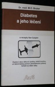 náhled knihy - Diabetes a jeho léčení s recepty Ilse Gutjahr