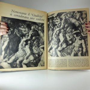 antikvární kniha Michelangelo. Un documentario di