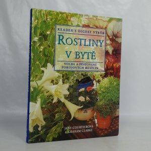 náhled knihy - Rostliny v bytě