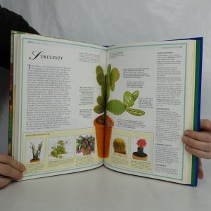 antikvární kniha Rostliny v bytě, 1998