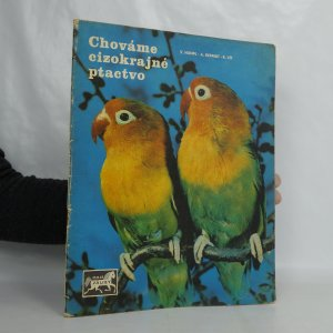 náhled knihy - Chováme cizokrajné ptactvo