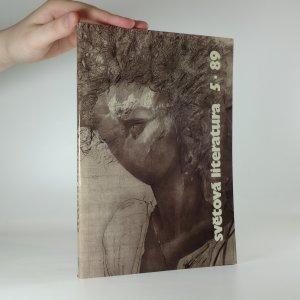 náhled knihy - Světová literatura 5/1989