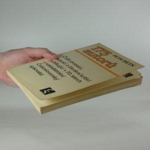 antikvární kniha 175 autorů. Čeští prozaici, básníci a literární kritici publikující v 70. letech v nakladatelství Československý spisovatel, 1982