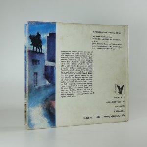 antikvární kniha Neuvěřitelná příhoda práčete Leška, 1975