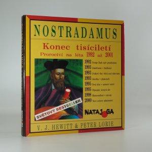 náhled knihy - Nostradamus - konec tisíciletí. Proroctví na léta 1992 až 2001