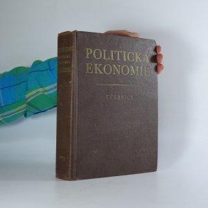 náhled knihy - Politická ekonomie
