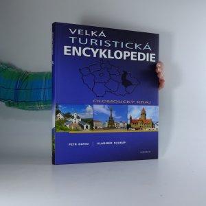 náhled knihy - Velká turistická encyklopedie . Olomoucký kraj