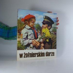 náhled knihy - W żołnierskim darze
