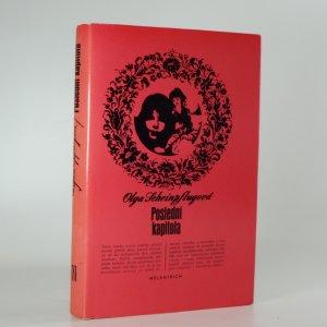 náhled knihy - Poslední kapitola