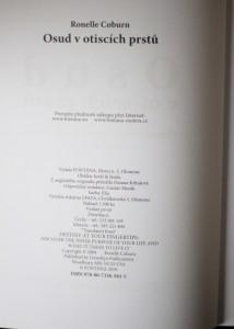 antikvární kniha Osud v otiscích prstů : odhal skrytý smysl svého života a nauč se ho žít, neuveden