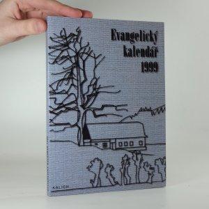 náhled knihy - Evangelický kalendář 1999