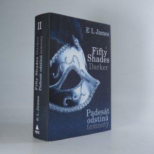 náhled knihy - Padesát odstínů temnoty. Fifty shades darker