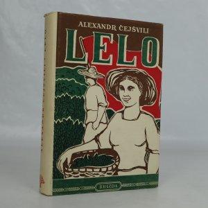náhled knihy - Lelo