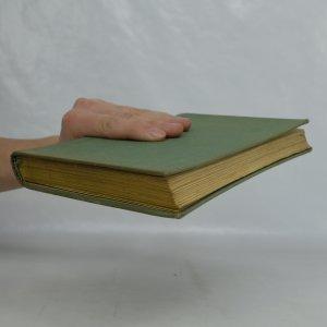 antikvární kniha Vlčí jáma, 1954