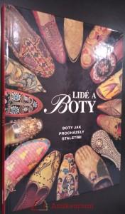 náhled knihy - Lidé a boty: Boty jak procházely staletími