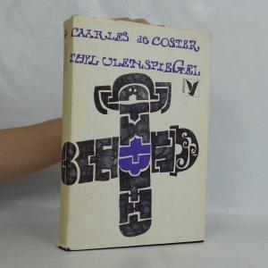 náhled knihy - Thyl Ulenspiegel