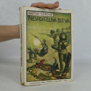 náhled knihy - Neviditelná bitva