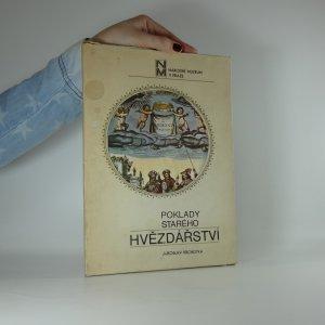 náhled knihy - Poklady starého hvězdářství