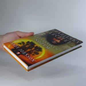 antikvární kniha Brazilský léčitel s kuchyňským nožem, 2004