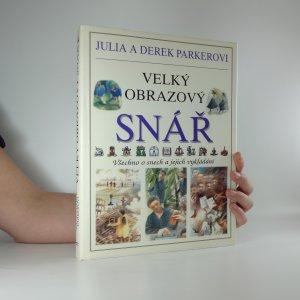 náhled knihy - Velký obrazový snář