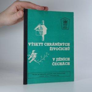 náhled knihy - Výskyt chráněných živočichů v jižních Čechách