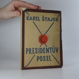 náhled knihy - Presidentův posel