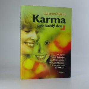náhled knihy - Karma pro každý den