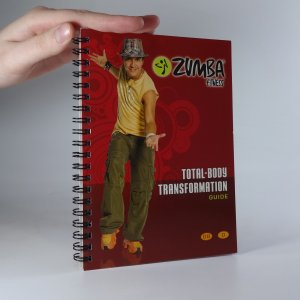 náhled knihy - Zumba Fitness. Total-body Transformation Guide.