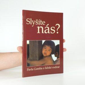 náhled knihy - Slyšíte nás?