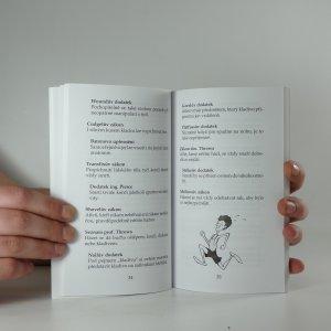 antikvární kniha Murphyho zákony a sport, 2000
